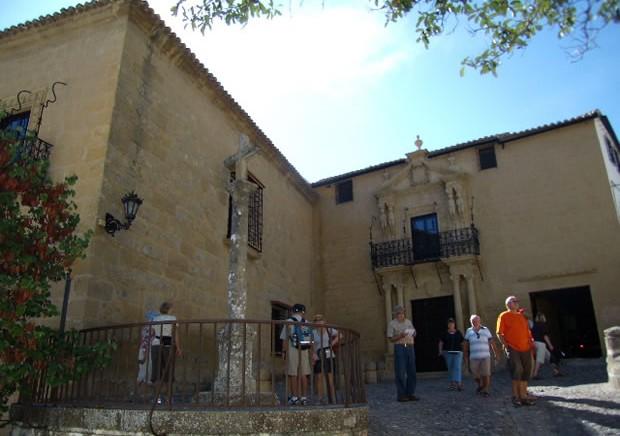 Palacio del Marqués de Salvatierra de Ronda