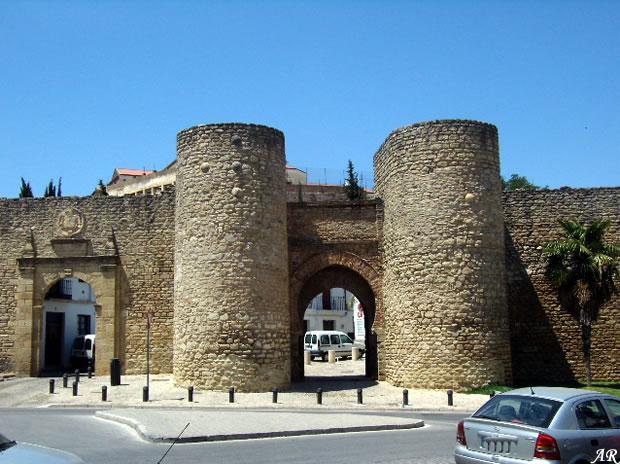 Gateway of Almocabar - Ronda