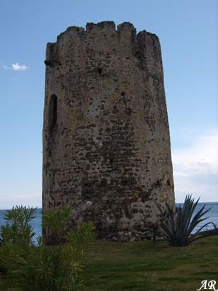Las Bovedas Watchtower
