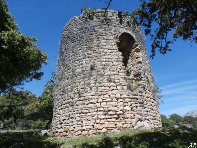 Torre y Puerta de Acceso