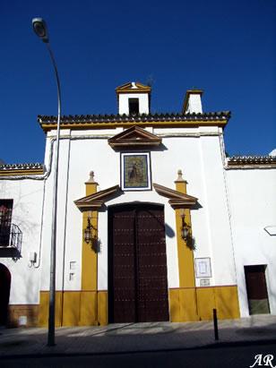 Capilla de san bartolom monumento religiso en la ciudad for Alquiler de casas en utrera sevilla
