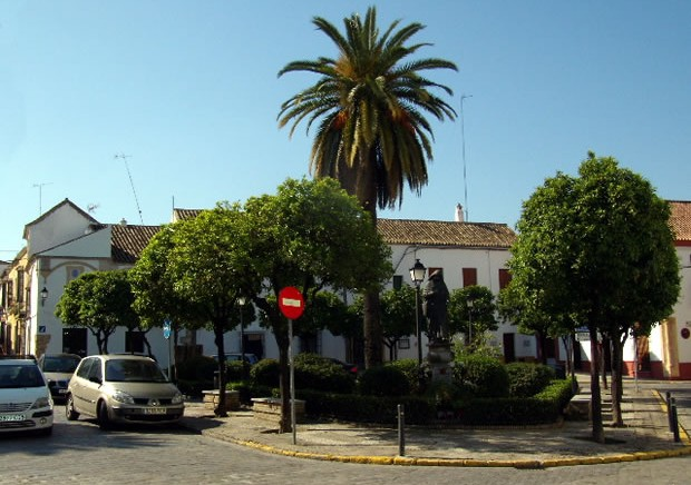 Plaza del bacalao de utrera antiguas pescader as del s viii for Alquiler de casas en utrera sevilla