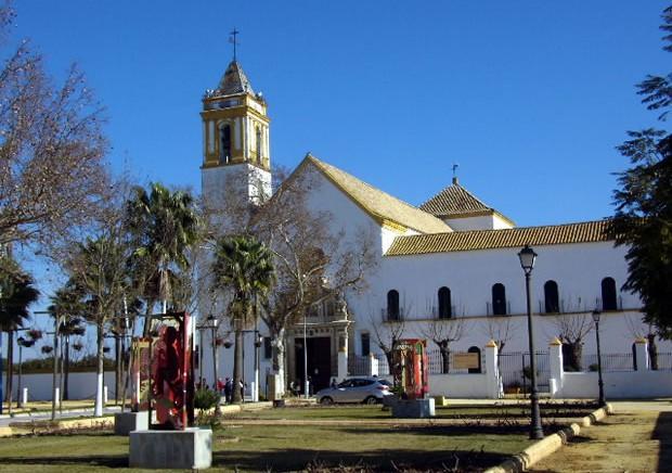 Santuario de nuestra se ora de la consolaci n de utrera for Alquiler de casas en montellano sevilla