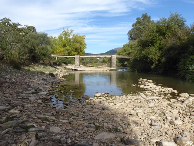 Puente de la Pepas - Río Guadiaro