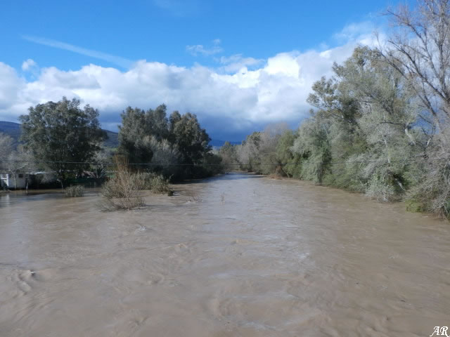 Río Guadiaro - San Pablo de Buceite
