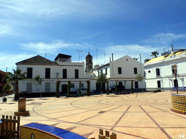 Villamanrique de la Condesa - Plaza del Convento (square)