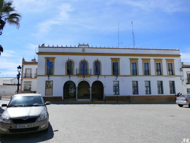 Villamanrique de la Condesa - Plaza de España (square)