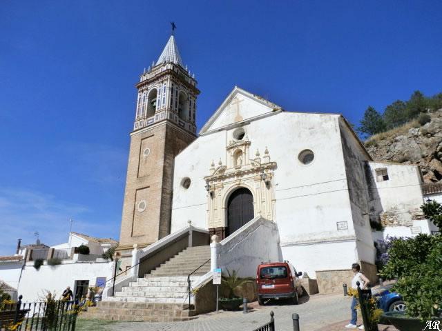 Iglesia de Nuestra Señora de los Remedios de Ardales