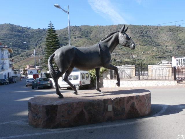 Homenaje a la Mula - Villa de Arenas