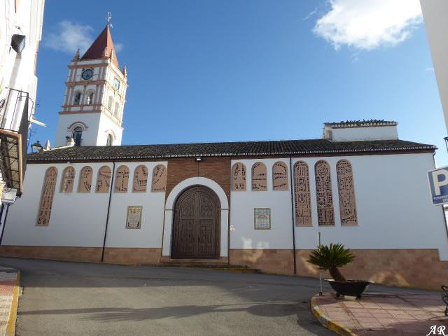 Iglesia de San Juan de Letrán de Arriate