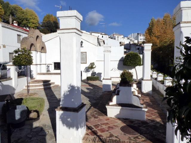 Plaza Virgen de la Aurora de Arriate