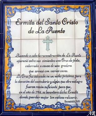 Ermita del Santo Cristo de La Puente de Benadalid