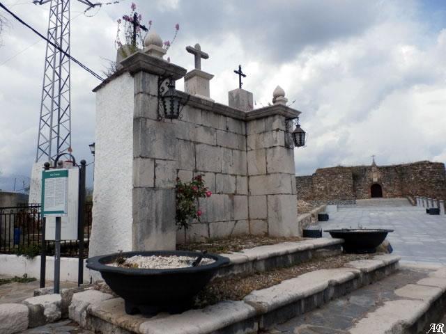 Las Cruces - Benadalid