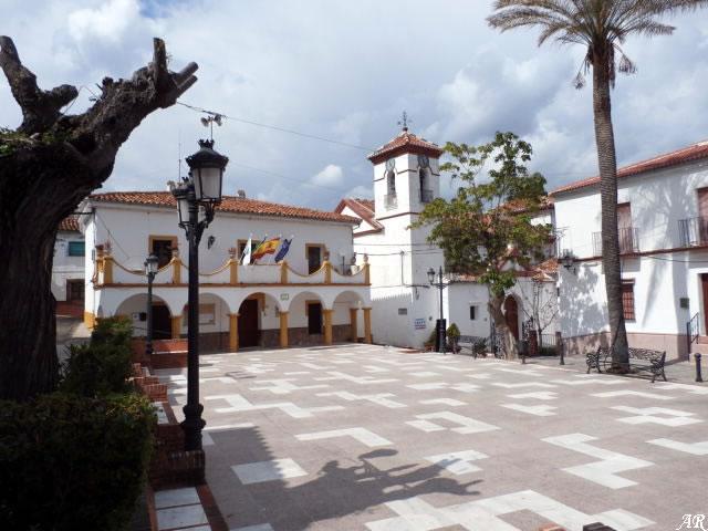 Plaza Beni Al Jalid - Ayuntamiento de Benadalid