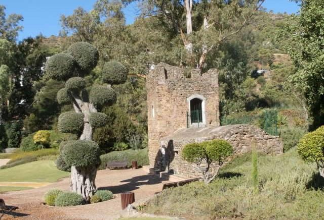 Benahavís, Parque Torre Leonera