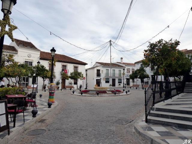 Plaza de España - Benalmádena Pueblo