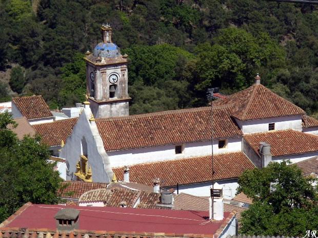 Benarrabá, Iglesia de Ntra. Señora de la Encarnación