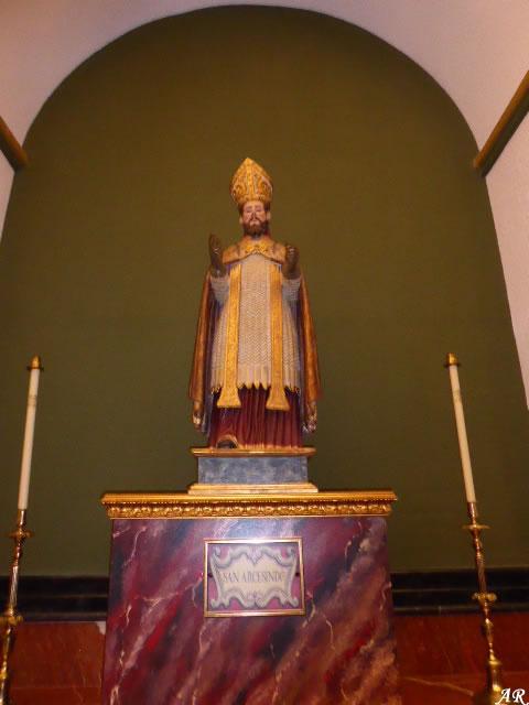Ermita de Nuestra Señora de la Sierra de Cabra - San Arcesindo