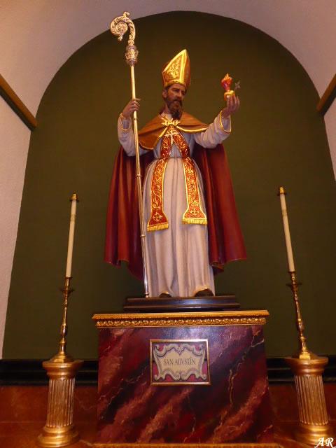 Ermita de Nuestra Señora de la Sierra de Cabra - San Agustín