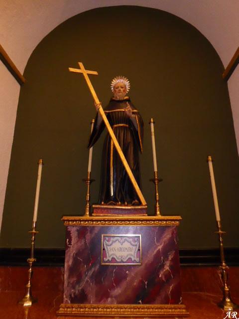 Ermita de Nuestra Señora de la Sierra de Cabra - San Argimiro