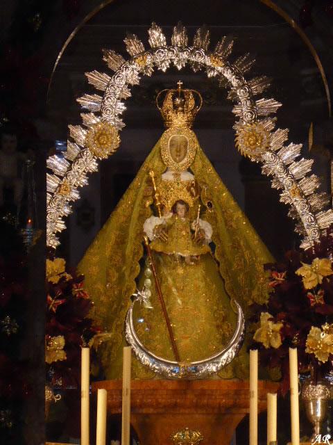 Ermita de Nuestra Señora de la Sierra de Cabra