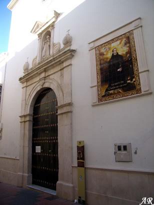 San Juan de Dios Church - Cabra