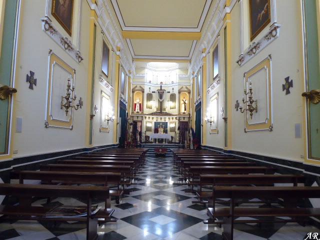 Iglesia y Columbario de la Santa Vera-Cruz de Campillos
