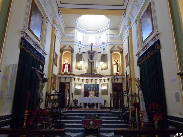 Iglesia y Columbario de la Santa Vera-Cruz Real y Venerable Hermandad Sacramental del Santísimo Cristo de la Vera-Cruz y María Santísima de los Dolores
