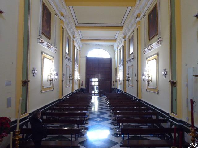 Iglesia y Columbario de la Santa Vera-Cruz Real y Venerable Hermandad Sacramental del Santísimo Cristo de la Vera-Cruz y María Santísima de los Dolores de Campillos