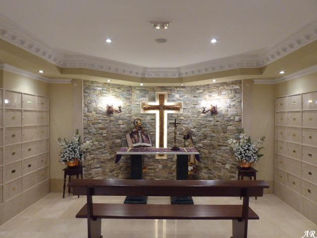 Columbario de la Santa Vera-Cruz de Campillos