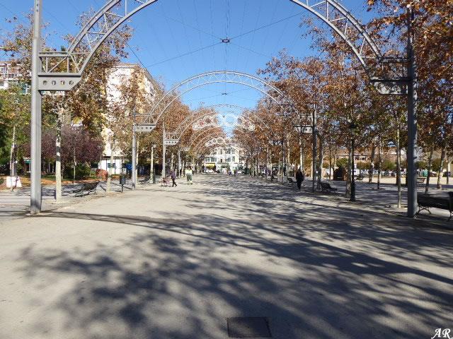 Parque José María Hinojosa - Campillos