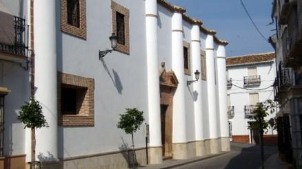 Convento Carmelita del Santísimo Sacramento de Cañete la Real