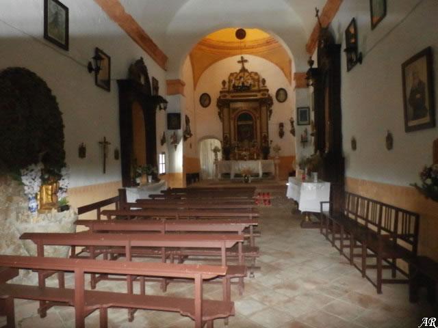 Canillas de Albaida - Sana Ana Chapel