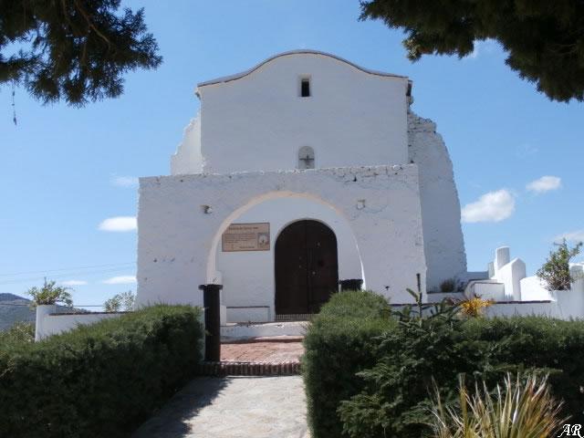 Canillas de Albaida - Ermita de Santa Ana