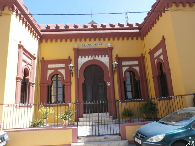 Carratraca - Trinidad Grund House - Carratraca Town Hall