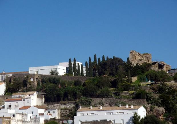 Castillo de alcal de los gazules y torre del homenaje for Lienzo de los gazules