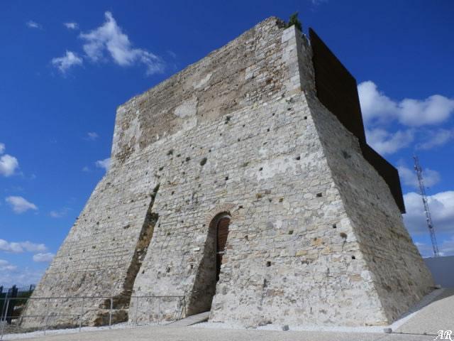 Torre del Homenaje del Castillo de Alcala de los Gazules