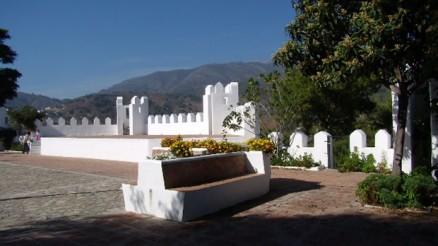 Castillo de Alozaina