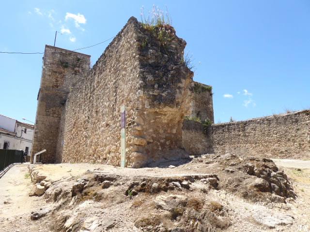 Castillo de la Puebla de los Infantes