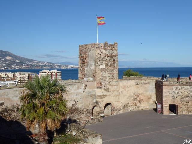 Castillo de Sohail - Fortaleza de Sohail - Fuengirola