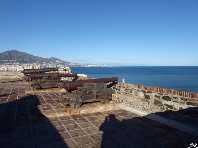 Batería de Cañones del Castillo de Sohail