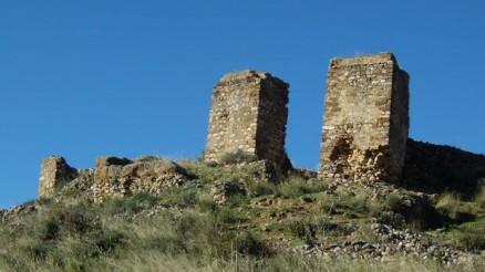 Castillo de Zalía, Alcaucín