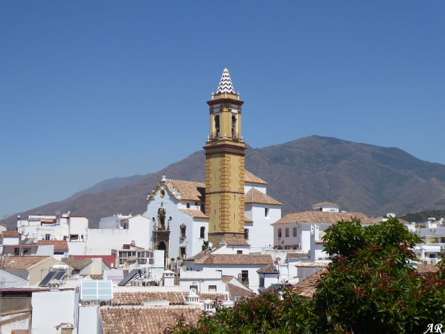 Iglesia Parroquial de Santa María de los Remedios de Estepona