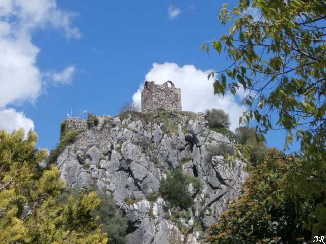Castillo del Águila de Gaucín