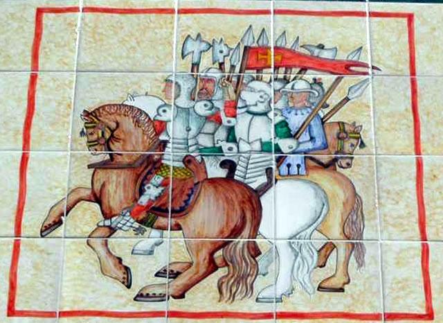 Gaucín - Época Medieval