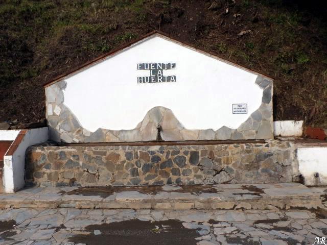 Fuente la Huerta - Genalguacil