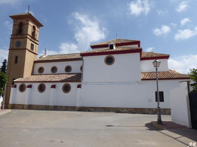 Iglesia Parroquial - Humilladero