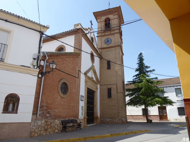 Iglesia del Santísimo Cristo de la Misericordia de Humilladero