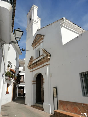 San Miguel Arcangel Parish Church - Istán