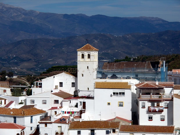 Iznate andalusian municipality at the axarquia malague a - Casa rural iznate ...